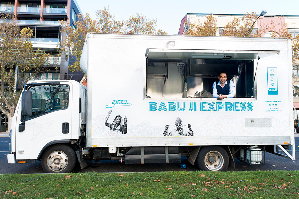 The Babu Ji Express